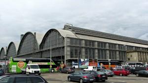 Frankfurt HbF Südseite